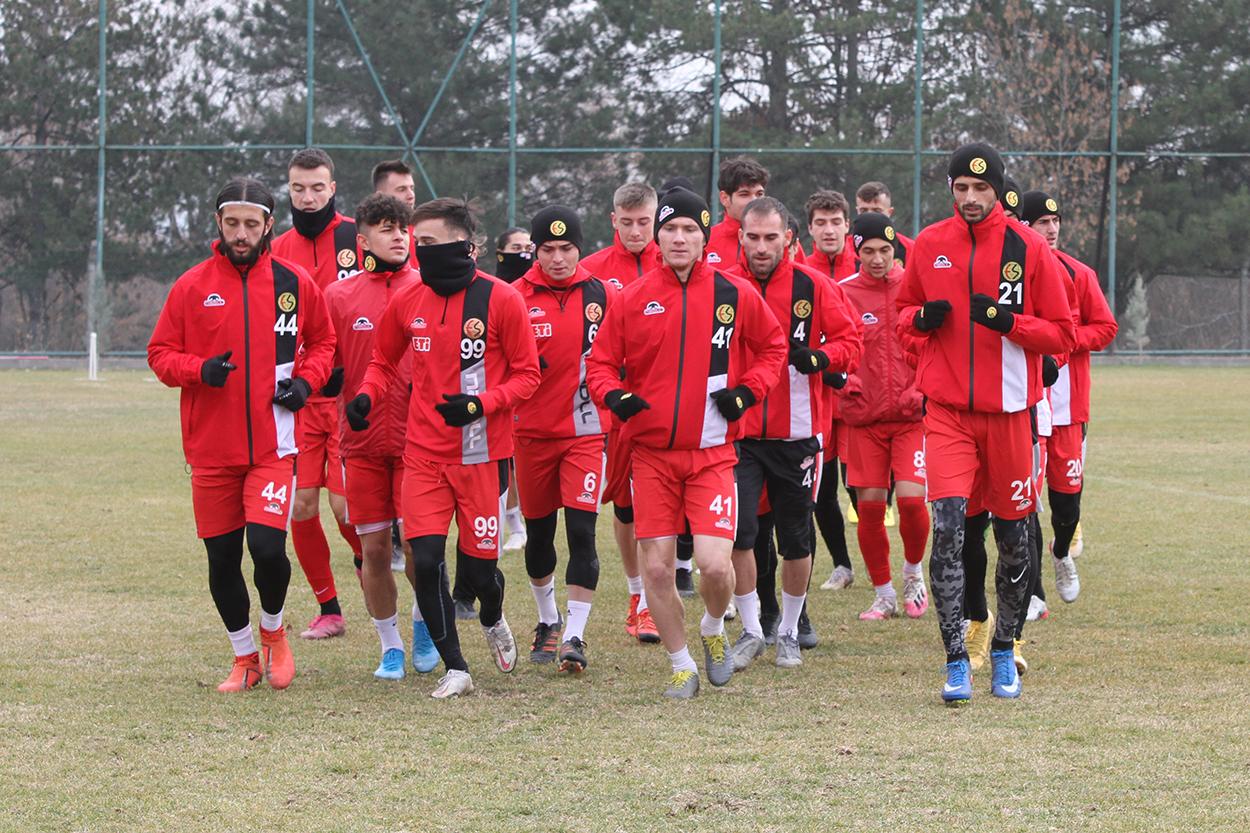 Bursaspor Maçı Hazırlıklarımız Tamamlandı